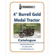 "EKP Supplies 4"" Burrell Gold Medal Tractor Catalogue"