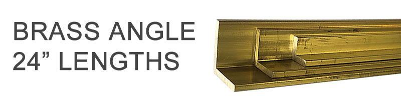 Brass Angle - 24