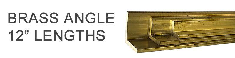 Brass Angle - 12