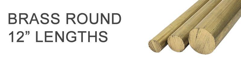 Brass Rounds - 12