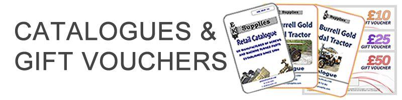 Catalogues / Gift Vouchers