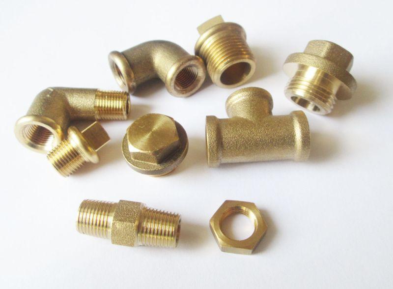 BSP Brass Fittings