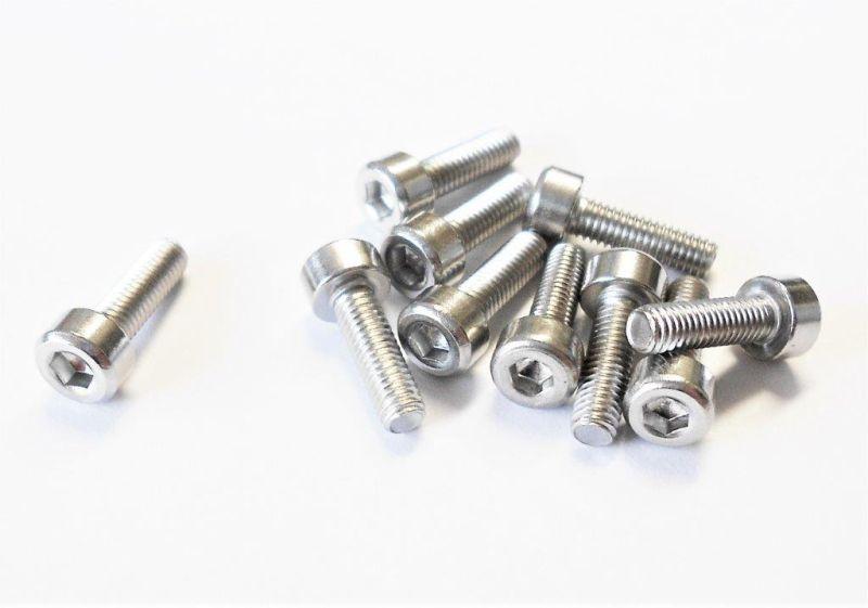 Metric Socket Cap Head Screws - Stainless Steel
