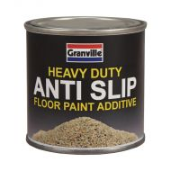 Granville Heavy Duty Anti Slip Floor Additivie - 250g Tin
