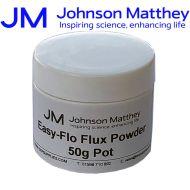 Johnson Matthey Easy-Flo Flux Powder - 50g