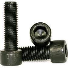 Steel Metric Socket Cap Screws