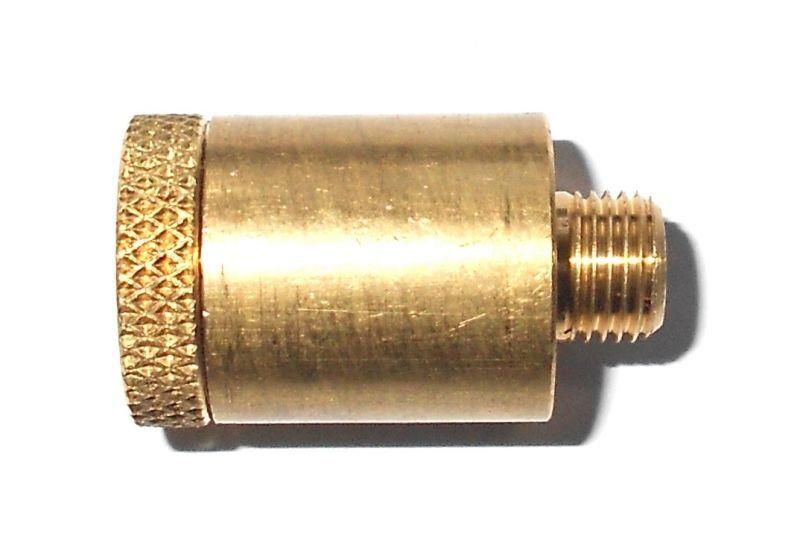Brass Oil Pots (Screw Cap)
