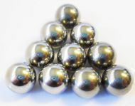 """7/16"""" Dia Stainless Steel Ball"""