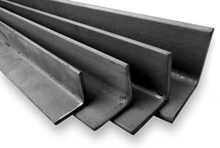Bright Steel Angle (Metric)
