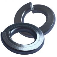 """5/16"""" Steel Spring Washers - Qty 50"""